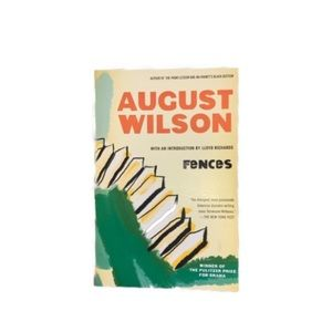 (2/$10) fences book